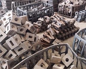 制砂机配件:你们知道制砂机都是用什么组成的吗